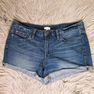 J. Crew Denim Shorts